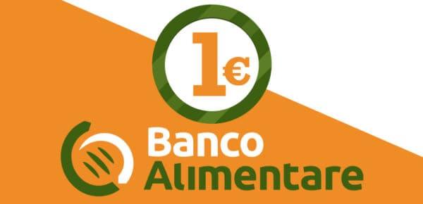 DONA 1€ a Banco Alimentare