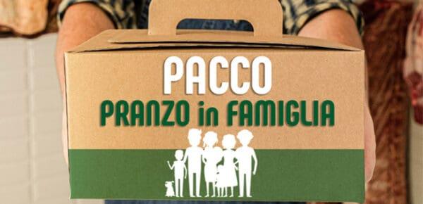 Pacco PRANZO IN FAMIGLIA